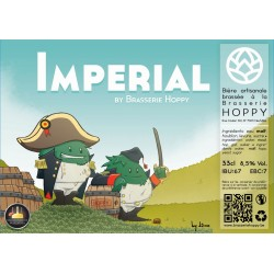 Hoppy Imperial (75cl)